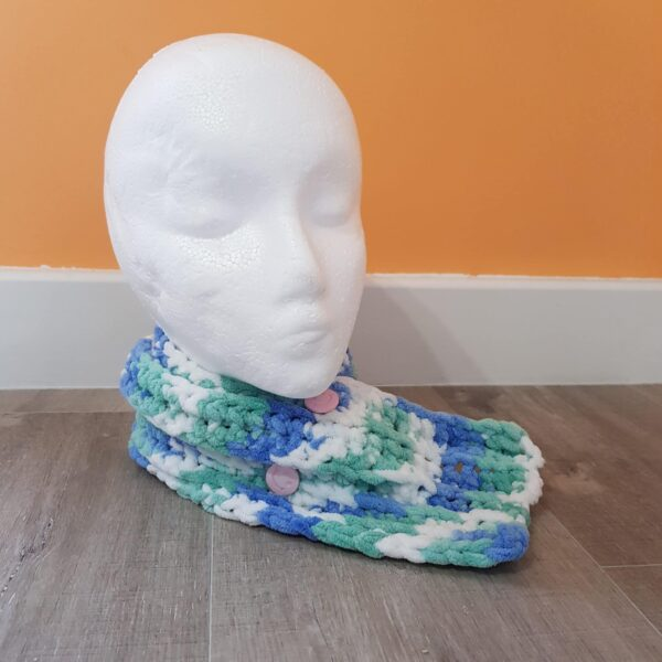 Children's scarf/cowl - product image 2