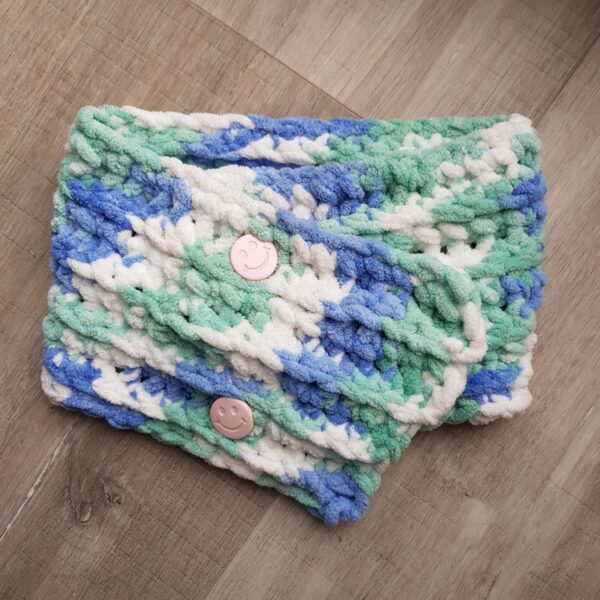 Children's scarf/cowl - main product image