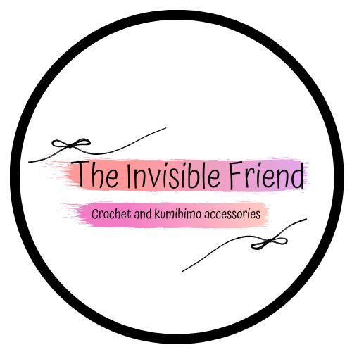 The Invisible Friend Store shop logo