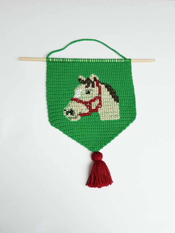 Horse Wallhanging - main product image