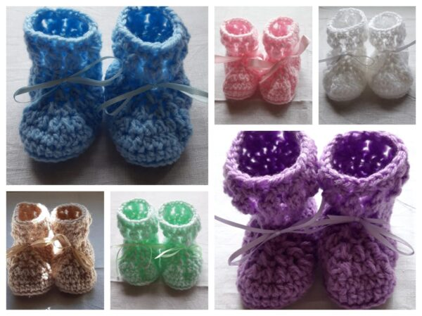 Baby Booties - product image 3