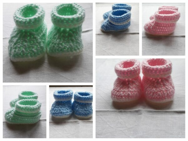Baby Booties - product image 2