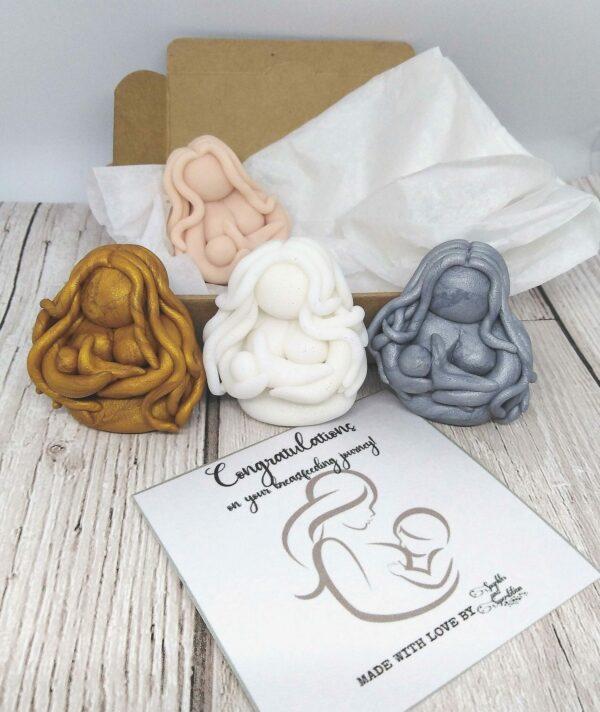 Breastfeeding memento fridge magnets - main product image