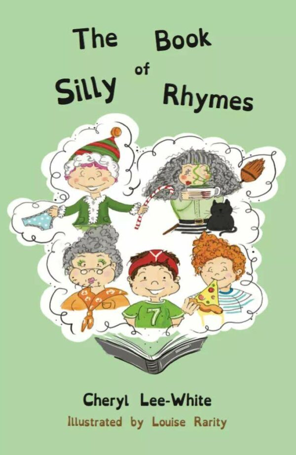 Children's Book, The Book of Silly Rhymes, Signed Copy - main product image