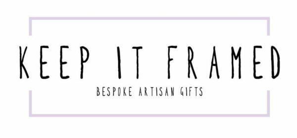 Keep It Framed Crafts shop logo