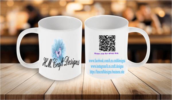 QR Code Mugs - main product image