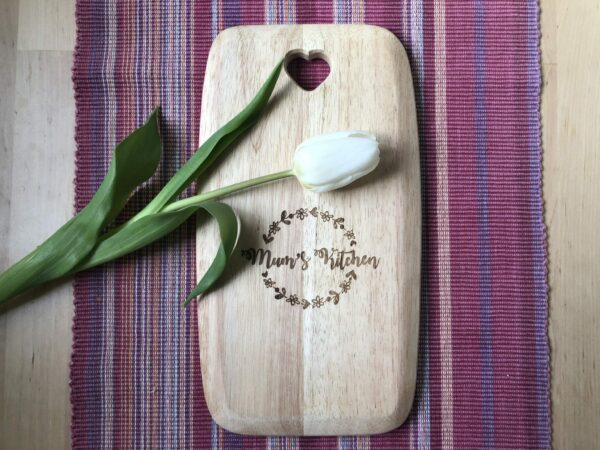 Personalised Chopping Board | Personalised Kitchen gift - product image 2