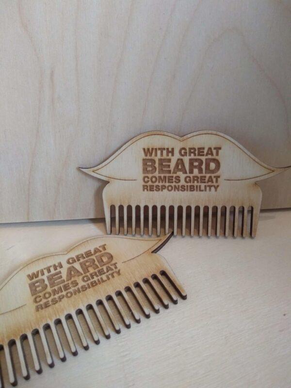 Beard comb - product image 4