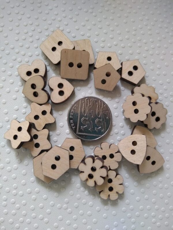 Small buttons - main product image