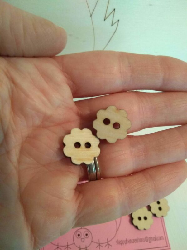 Small buttons - product image 3