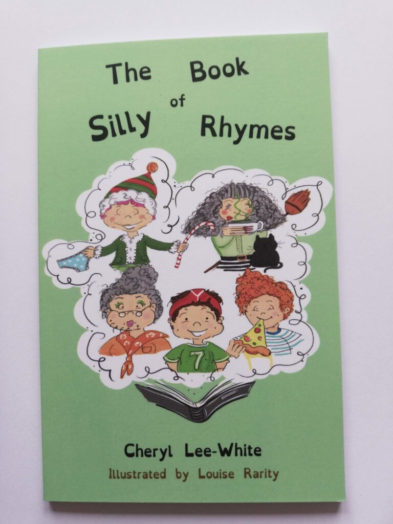 Children's Book, The Book of Silly Rhymes, Signed Copy - product image 2