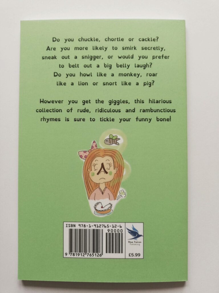 Children's Book, The Book of Silly Rhymes, Signed Copy - product image 3