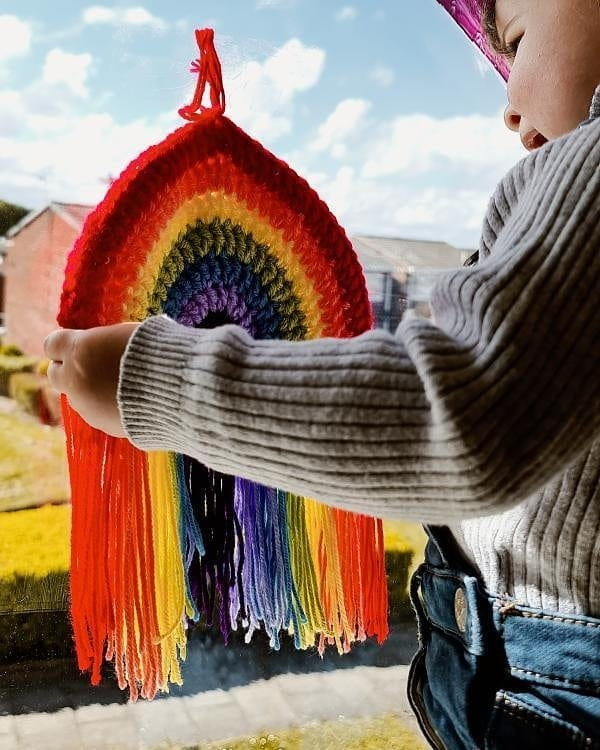 Crochet Rainbows - product image 4