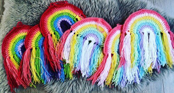 Crochet Rainbows - main product image