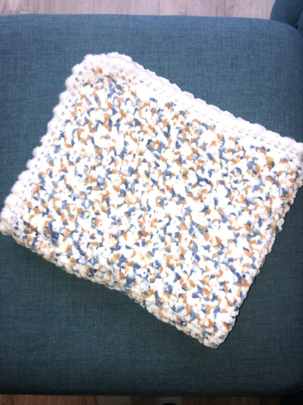 Chenille Baby Blanket - product image 4