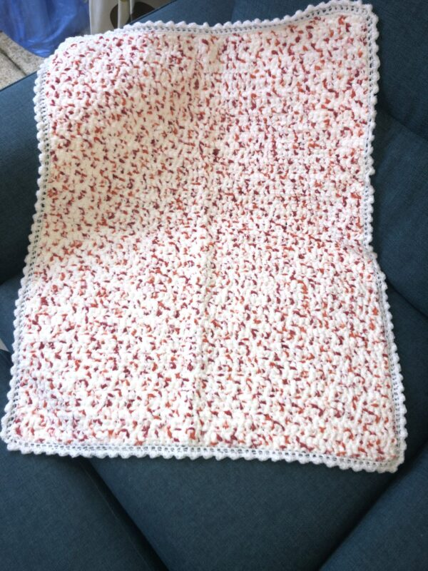 Chenille Baby Blanket - main product image