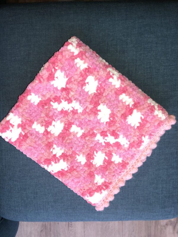 Chenille Baby Blanket - product image 3