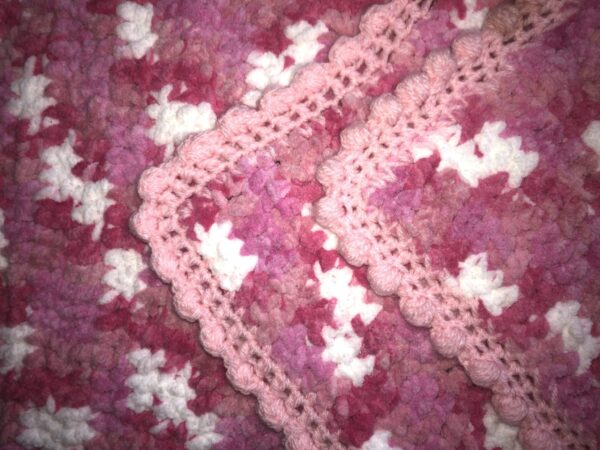 Chenille Baby Blanket - product image 2