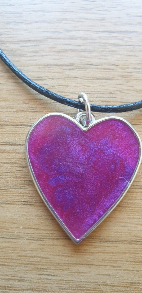 Heart pendant - main product image