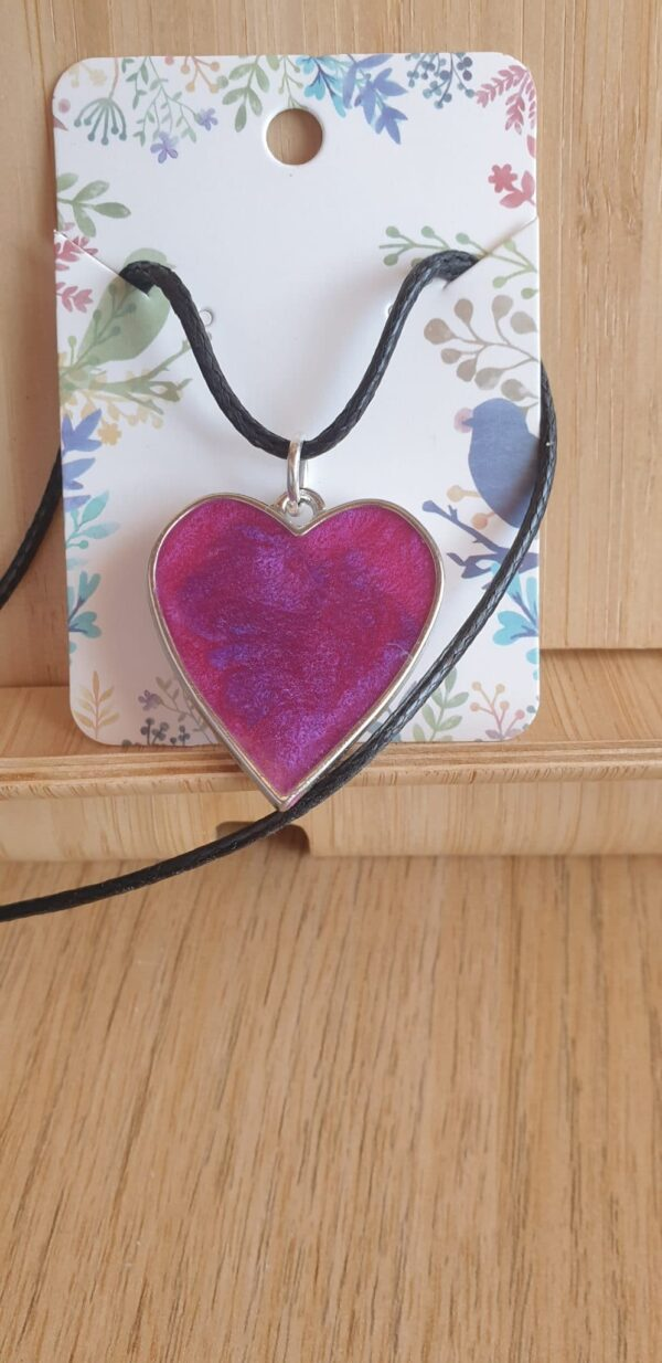 Heart pendant - product image 2