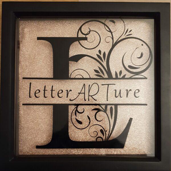LetterARTure shop logo