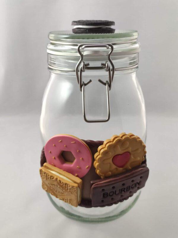 Biscuit Jar - main product image
