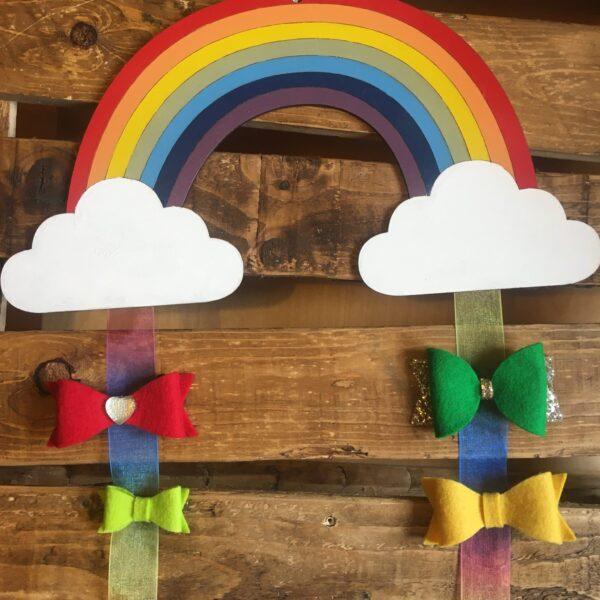 Rainbow Bow Holder - product image 3