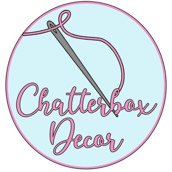 Chatterbox decor shop logo