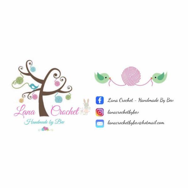 Lana crochet-handmade by Bev shop logo
