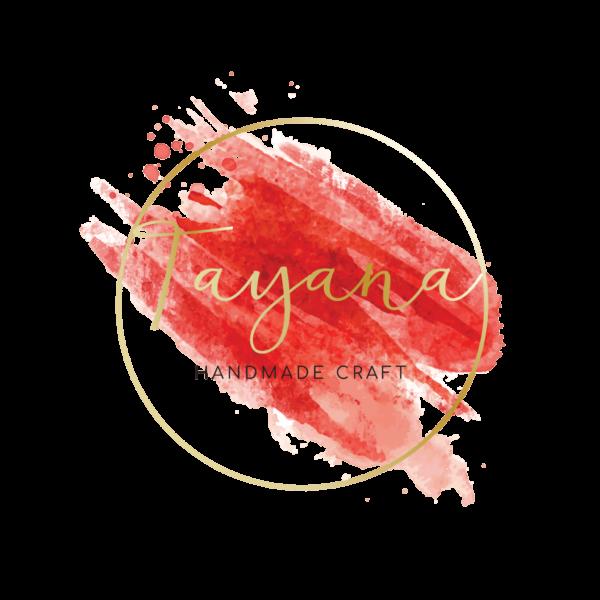 Tayana handmade craftStore shop logo