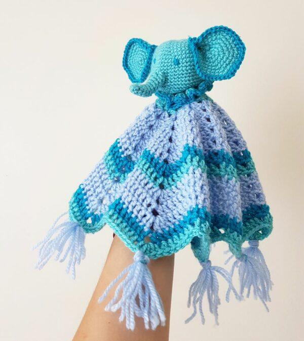 Eileen's Crochet UK shop logo