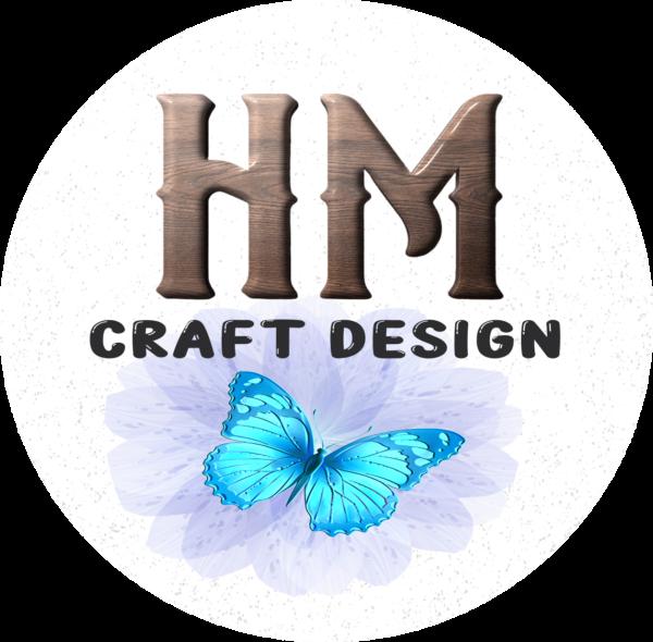 H.M.Craft Design shop logo