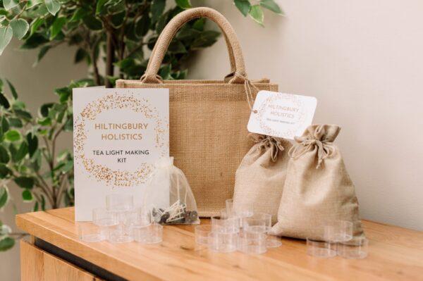 Tea light making kit – unscented - product image 3