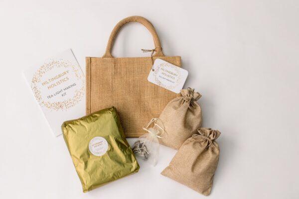 Tea light making kit – unscented - product image 2