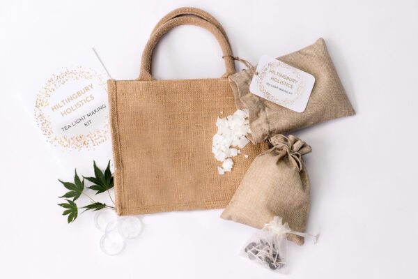 Tea light making kit – unscented - main product image