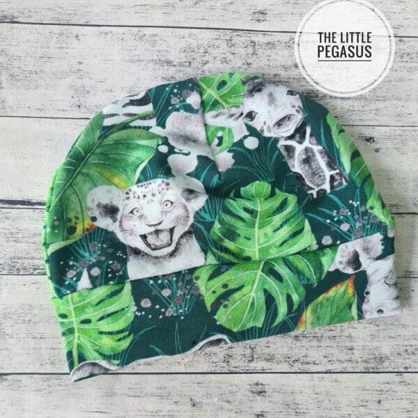 Baby Safari Beanie Hat - main product image