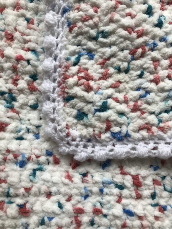 Chenille Baby Blanket - product image 6