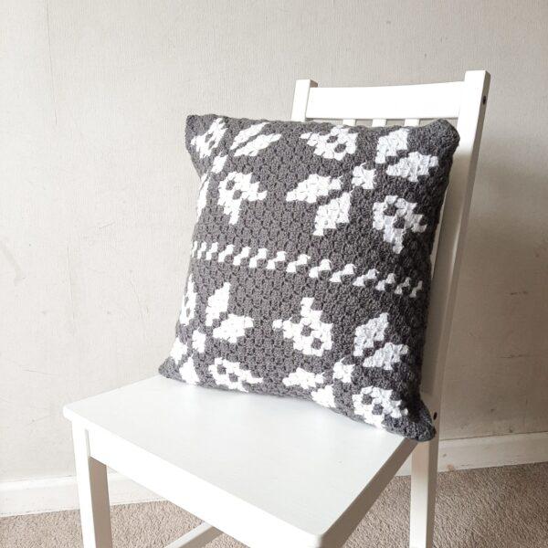 Scandi style cushion - product image 2
