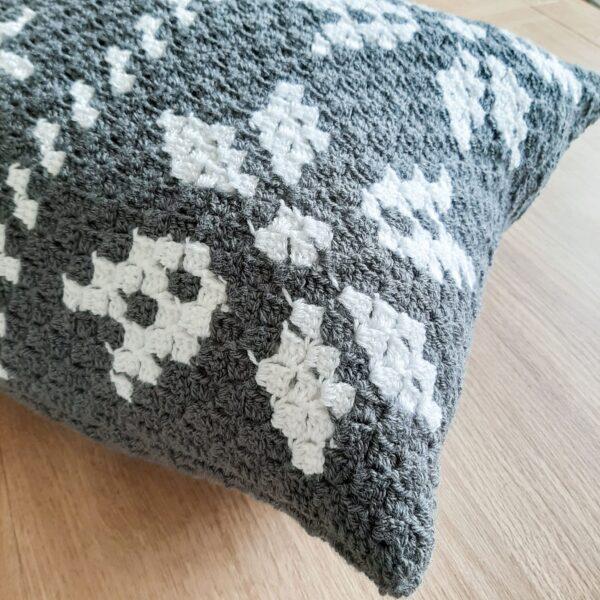 Scandi style cushion - product image 3