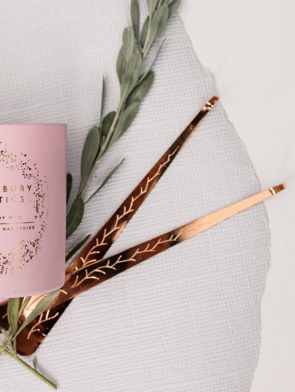 Wick dipper rose gold - main product image