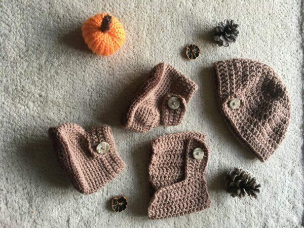Mocha toddler gift set - main product image
