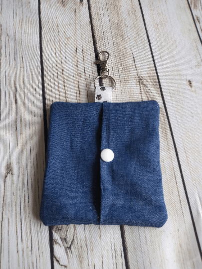 Personalized Westie Dog poop bag holder, personalised dog gifts - product image 3