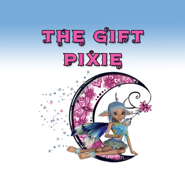 The Gift Pixie shop logo