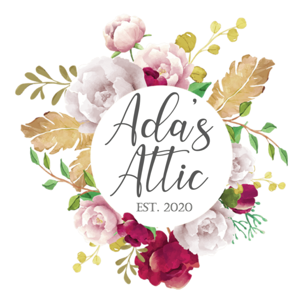 Ada's Attic shop logo