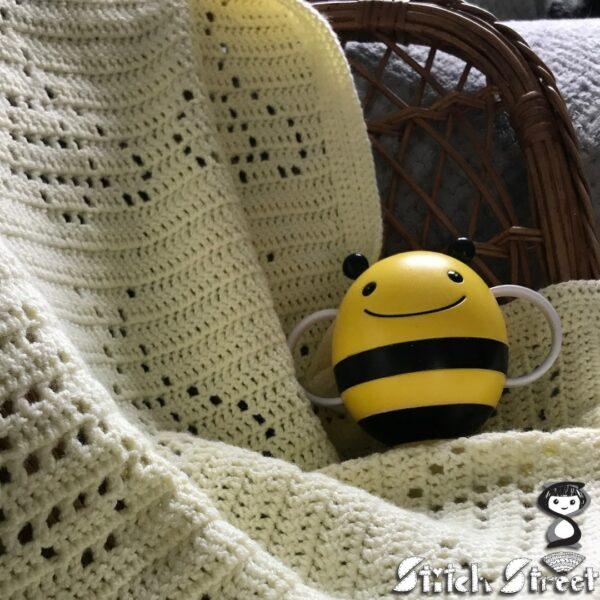 Bee Blanket - product image 2