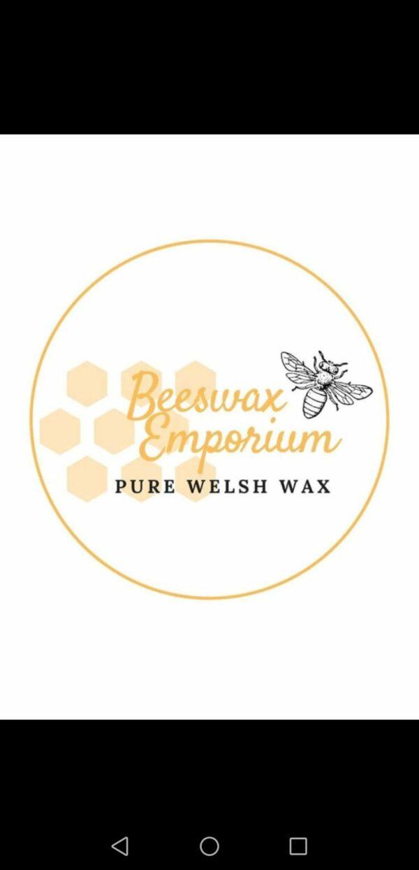The Beeswax Emporium shop logo