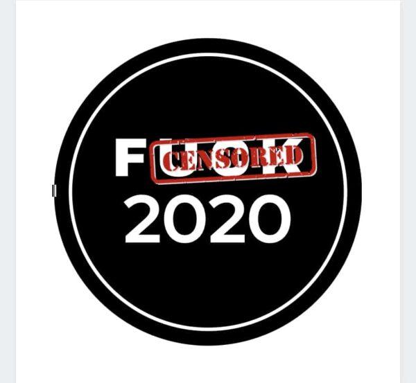 Rude 2020 Badge - main product image