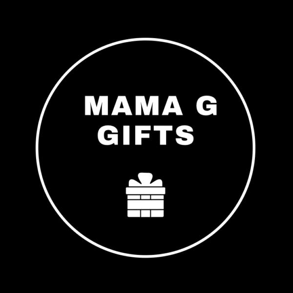Mama G Gifts shop logo