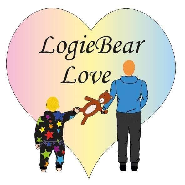 LogieBear Love shop logo