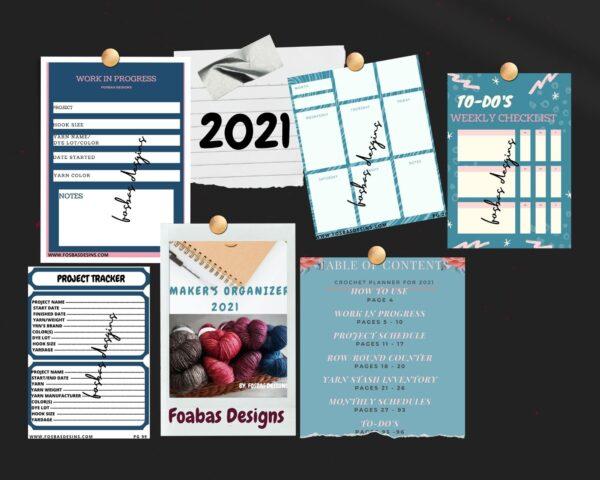 2021 Organizer - product image 2